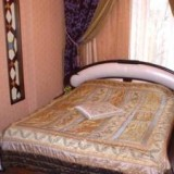 Mauritanian bedroom with a King-size bed