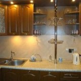 Kitchen with all amenities included