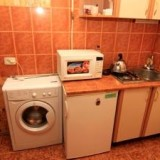 Odessa Kitchen with washing machine