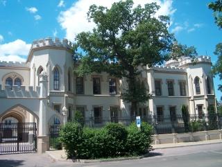 Odessa Ukraine palaces